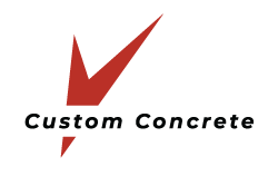 Evan's Custom Concrete Logo